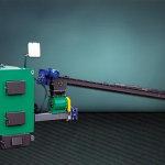 SMOK с чугунной горелкой 120 кВт